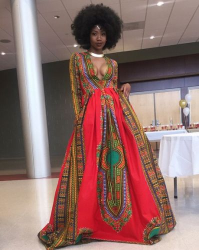 This Bullied Teen Designed the Most Stunning Prom Dress Ever to