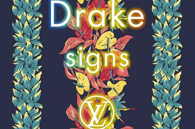 Drake's New Louis Vuitton-Inspired Song 'Signs' Gets a Proper Release