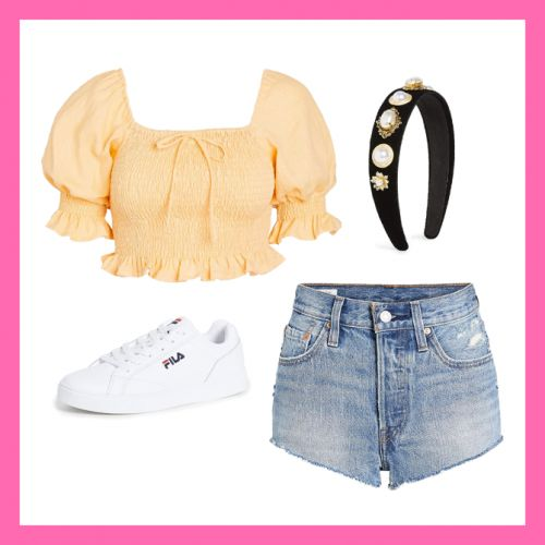 7 Easy, Cute Outfit Ideas For A Summer Day At The Boardwalk