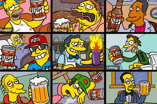'The Simpsons' Animators Create Zoom Backgrounds for Mashable