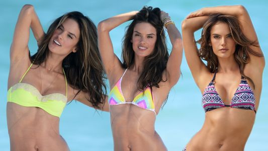 Here Are Alessandra Ambrosio's Best Bikini Moments to Ring in Her 38th Birthday
