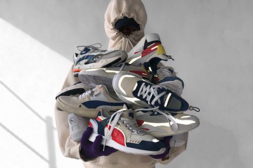 ADER error Teases Latest Youth Culture Inspired Footwear Collection With PUMA