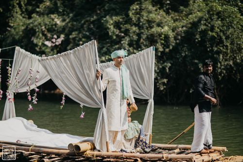 Dhwani + Brij Bekal, Kerala South Asian Wedding