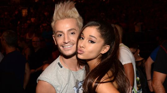 Frankie Grande Sends Sweet Message To Ariana Following Pete Davidson Split
