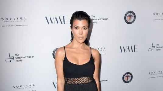 Kourtney Kardashian Shows Off Her Sexy ~Curves~ In Naked Photo Shoot For GQ Mexico