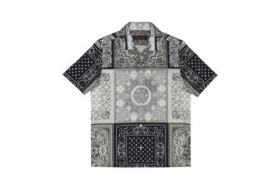 The Louis Vuitton Paisley Shirt Returns in Black/Gray as a Dover Street Market Ginza Exclusive