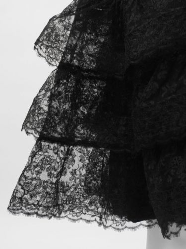 Up Close: Balenciaga Evening  Dress, 1965-1966