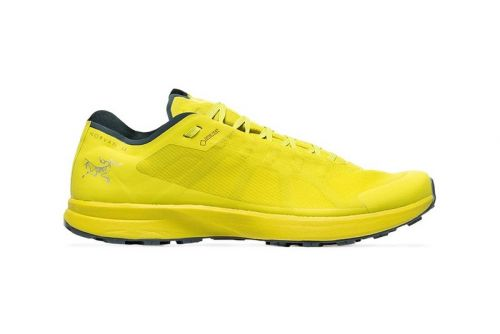 Arc'teryx Coats Its Norvan GORE-TEX Sneakers in Bold Yellow