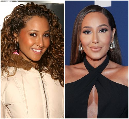 From 'Cheetah Girls' to Talk Show Host: See Photos of Adrienne Bailon's Transformation