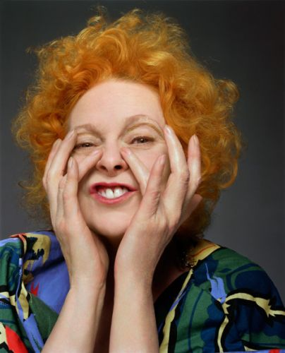 Vivienne Westwood is not happy about this documentary