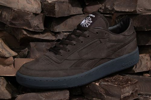 Adsum Dips the Reebok Club C in Rich Chocolate Colorway