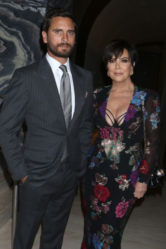 Kris Jenner Gives Scott Disick 'Over-the-Top' Gift Amid Sofia Richie Split