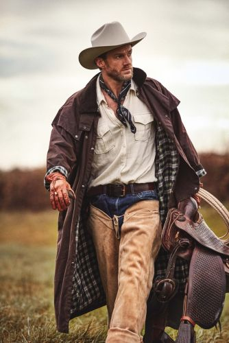 Yohan Daverton in 'Like a Cowboy'