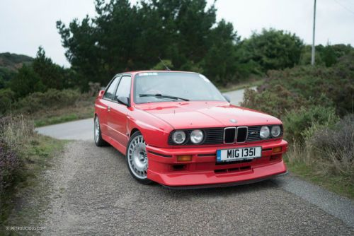 Check Out This Modified 1991 BMW E30 M3