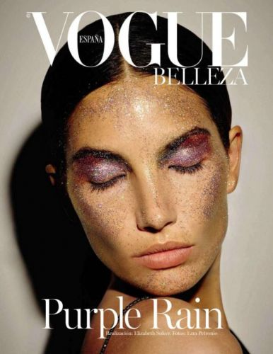 Runwayandbeauty: Lily Aldridge by Ezra Petronio for Vogue Spain