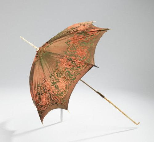 Fashionsfromhistory: Parasol 1850s The MET