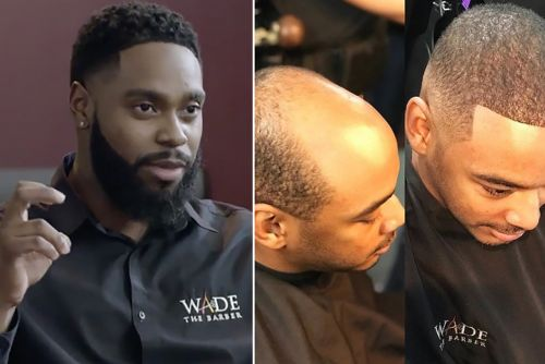 Man weaves are transforming bald black men's hairlines