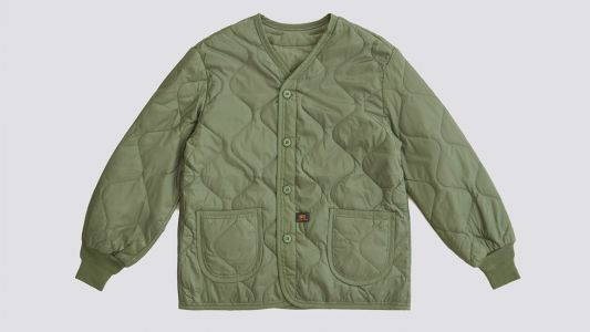 The Lightweight, Quilted Jacket Maria Will Be Wearing All Spring