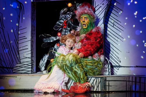 Check out bold twists on the Grinch, 'Nutcracker' and more