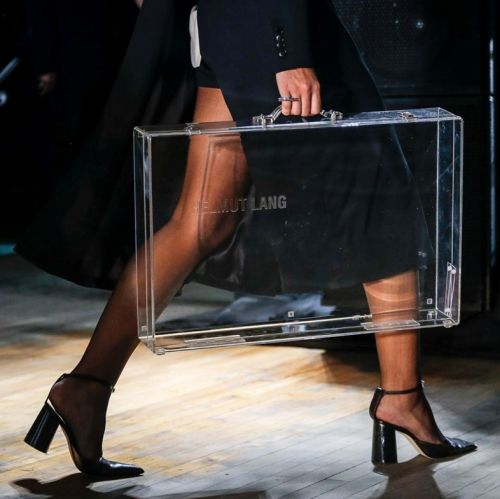 Why transparent fashion is trending in the era of oversharing