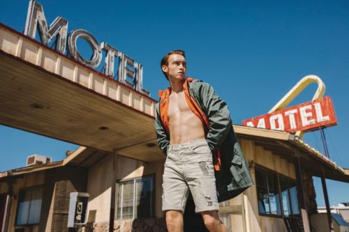 Cole Sprouse Shoots Primark's Spring '19 Collection