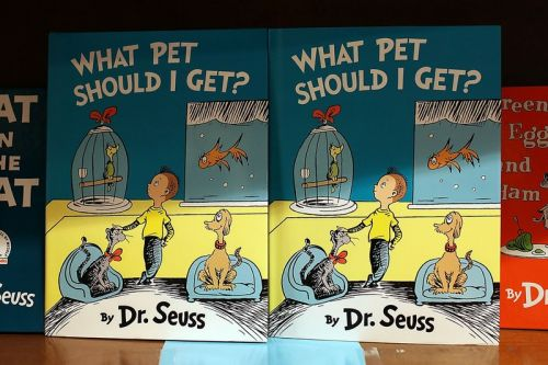 EBay Prohibits the Sale of 6 Dr. Seuss Books
