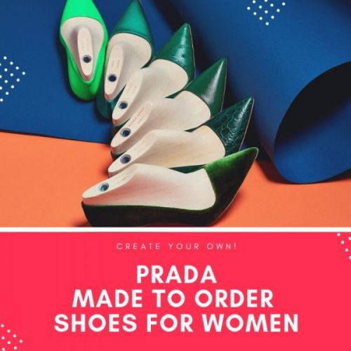 Prada Made To Order Shoes for Women