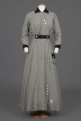 Fashionsfromhistory: Dress c.1910 Goldstein Museum of Design