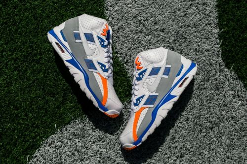 "Nike Drops Air Trainer SC High In ""Reverse Auburn"""