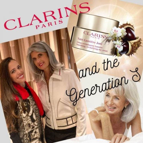 Clarins and the Generation S