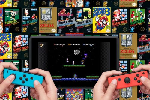 Here's Everything You Need to Know About Nintendo Switch Online