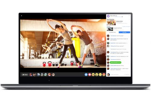 Facebook's New 'Watch Party' Feature Lets Users Stream Videos With Friends