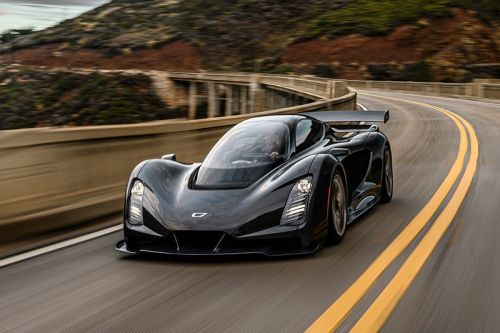 Czinger Develops 3D-Printed, 1250 BHP 21C Hypercar Costing $1.7M USD
