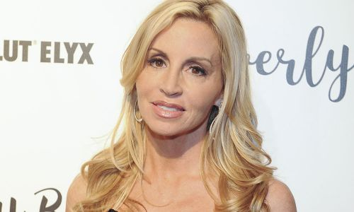 'RHOBH' Star Camille Grammer Reveals She's Healing After Skin Cancer Diagnosis
