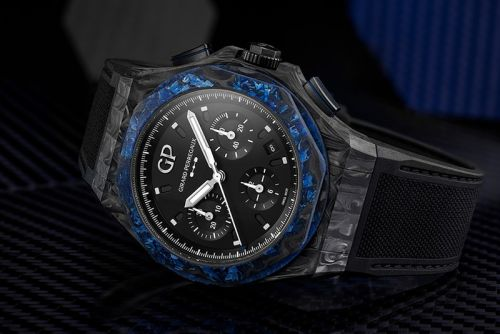 Girard-Perregaux Celebrates Online Launch With Laureato Absolute Wired