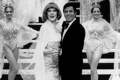 Jerry Lewis' dislike for Lynn Redgrave nearly ruined his stage career