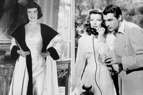 The curse that plagued the family who inspired 'The Philadelphia Story'