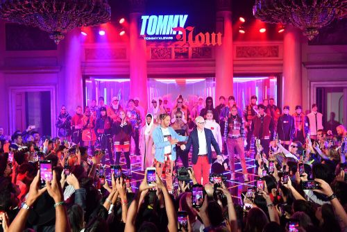 Tommy Hilfiger Debuts The New Collaboration with Formula 1 Superstar Lewis Hamilton