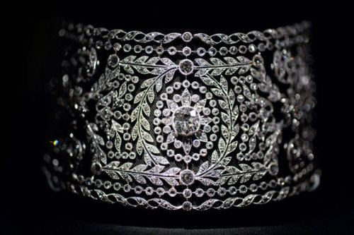 Bertha Honoré Palmer's Diamond Collar1900Chicago History