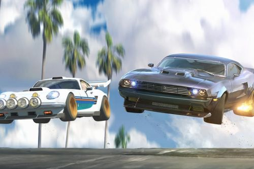 Animated 'Fast & Furious' Coming to Netflix