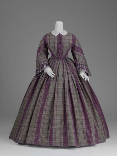 Day Dressc.1859-1861Museum of Fine Arts, Boston