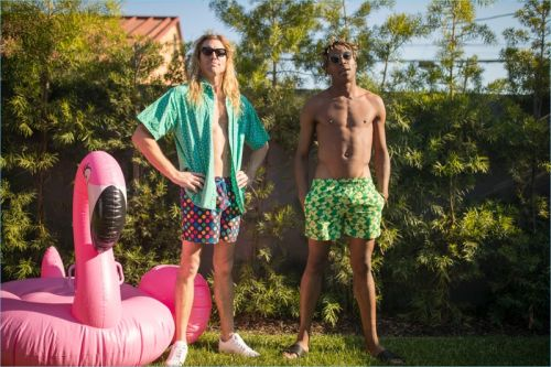 Happy Socks Launches Swimwear with Fun Collection
