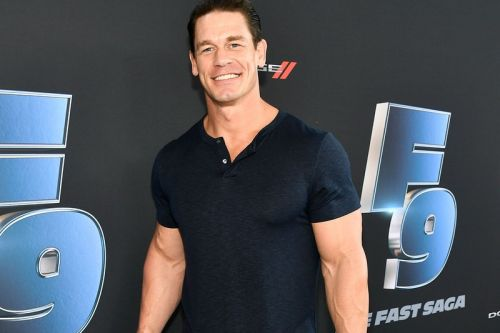 John Cena Shows Off 1968 Mid-Engine Charger From the Upcoming 'Fast & Furious 9' Film