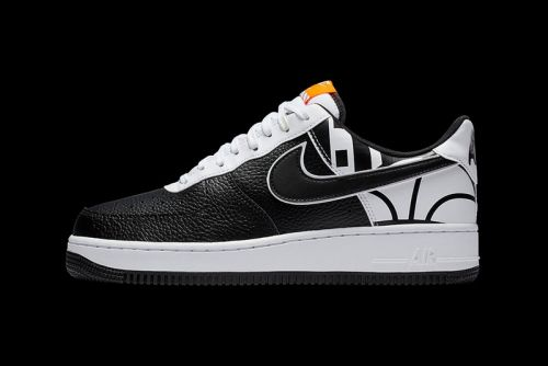 Nike Unveils a Classic FORCE Logo Air Force 1 Pack