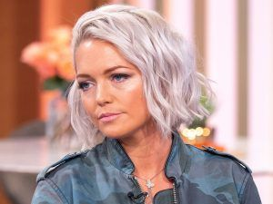 Something Awful Happened To Hannah Spearritt After Her Breast Augumentation