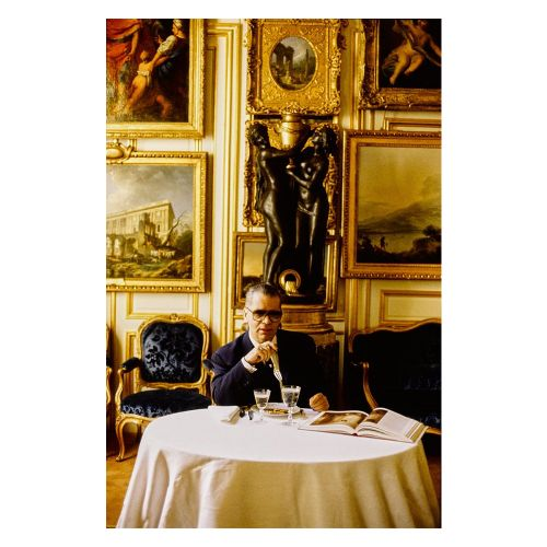 Karl Lagerfeld To Create Cutlery Set With Christofle