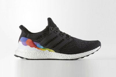 The adidas UltraBOOST 3.0 'Pride/LGBTQ' Gets an Official Unveiling