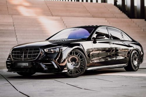 Brabus' Mercedes-Benz S500-Based B50 Will Waft You Along in Style