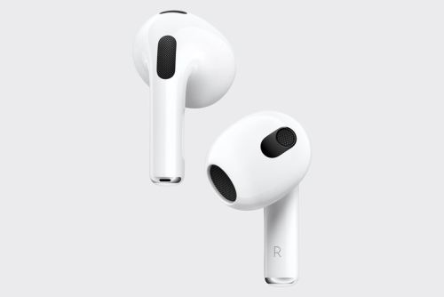 Apple Introduces Third-Generation AirPods With Spatial Audio