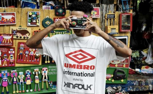 Kinfolk collaborates with Umbro for Rio inspired collection